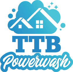 Top to Bottom Powerwash logo